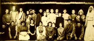OCHS 1961 Merchant of Venice Cast