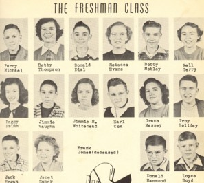 Bogart High School Freshmen 1950 Pic # 1