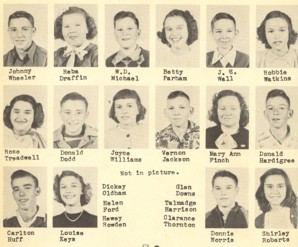 Bogart High School Freshmen 1950 # 2 Pic