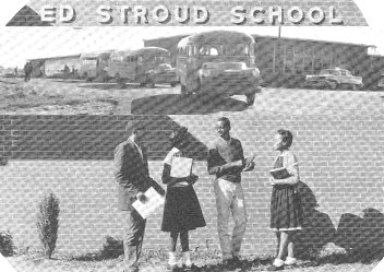 Edd Stroud High School