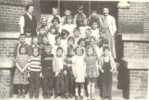 First Grade Watkinsville 1950 Ms. J. T. Biggers